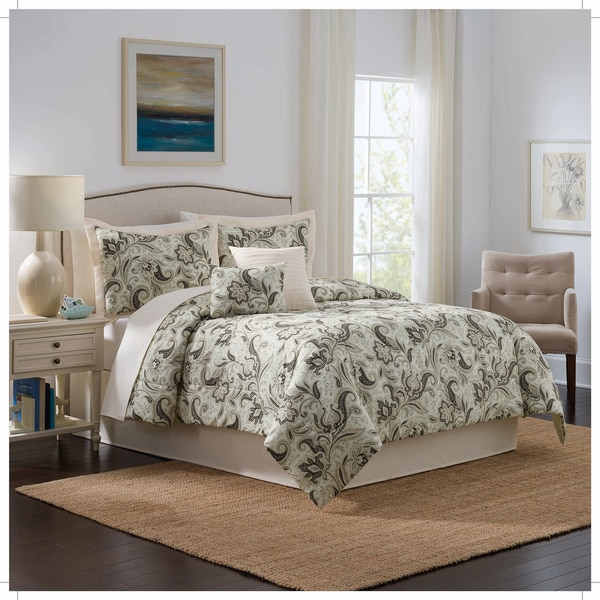 Traditions by Waverly Rustic Retreat 6-Piece Comforter Collection