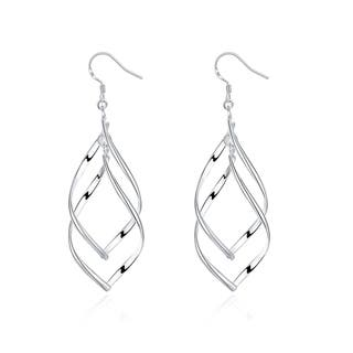 Hakbaho Jewelry Sterling Silver Inception Drop Earring|https://ak1.ostkcdn.com/images/products/15960201/P22358616.jpg?impolicy=medium
