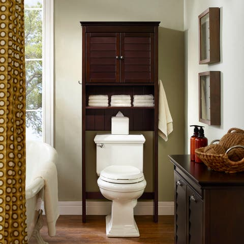 Buy Bathroom Cabinets Storage Online At Overstock Our Best