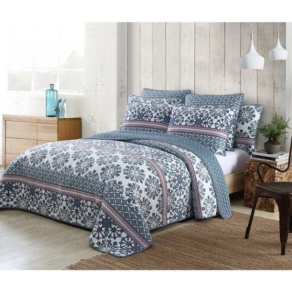 Estate Veronica Quilt Set