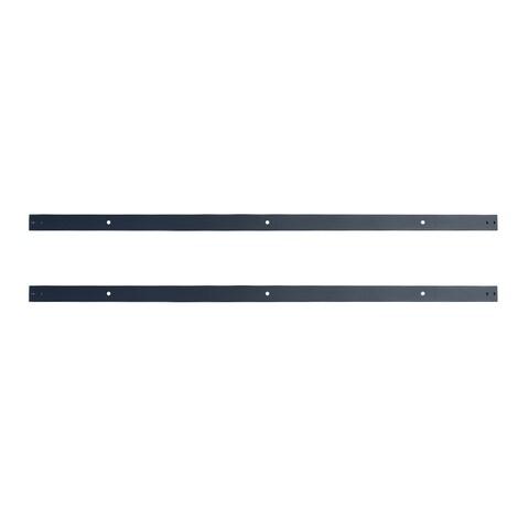 8-feet Sliding Track (Pack of 2)