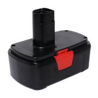 19.2V 2A Ni-Cd Battery for Craftsman 130279005 11541 11578 Cordless Drill