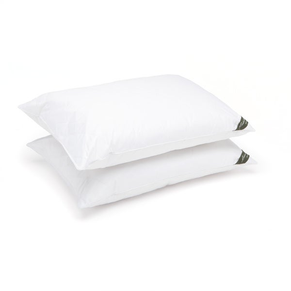 Eddie Bauer Hypoallergenic 300 Thread Count Damask King Size Pillow (Set of 2)