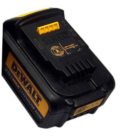 Dewalt DCB101 14.4V-18V MAX Lithium Battery Charger For Drill/Sawith Grinder