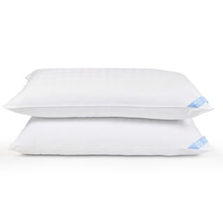 Sealy Classic 300 Thread Count King Size Pillow (Set of 2)