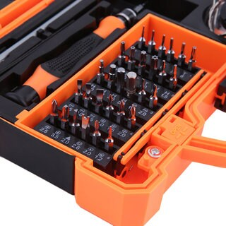 45 In 1 Steel Screwdriver Repair Opening Tools Kit