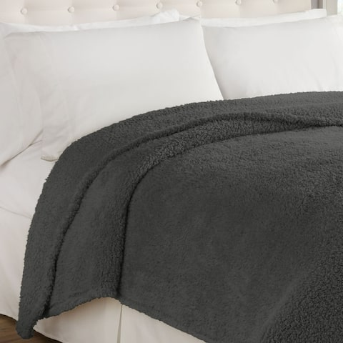 Beautyrest Cosette Ultra Soft Blanket