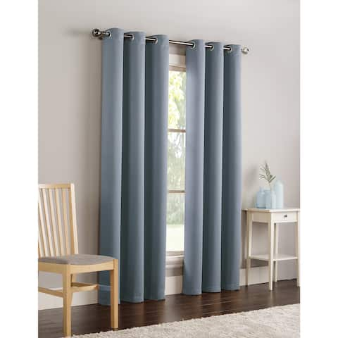VCNY Home Rye Blackout Curtain Panel