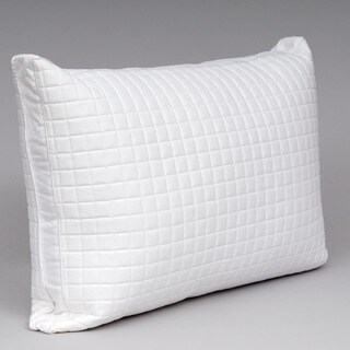 Slumber Shop EZ Dreams Memory Foam Enhanced Pillow