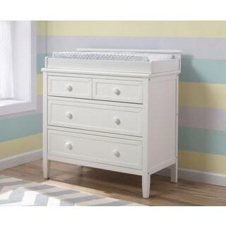 Delta Children Epic Signature 3-Drawer Dresser, Bianca