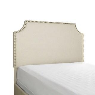 Crosley Furniture Brooks Cream Queen Headboard