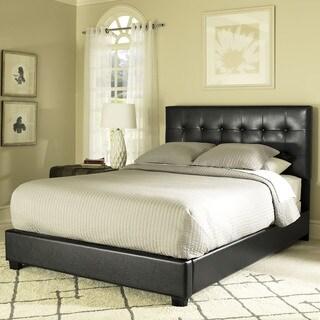 Andover Black Queen Bedset