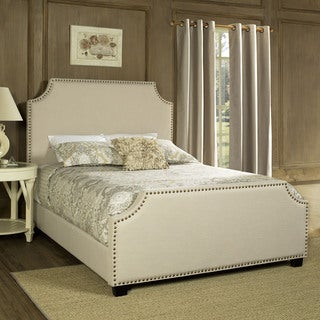 Brooks Creme Queen Bedset