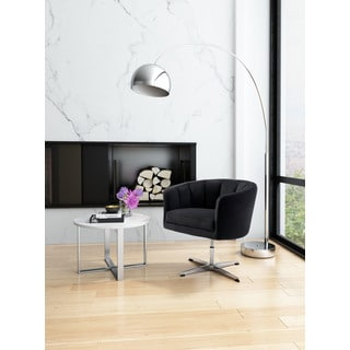Wilshire Black Occasional Chair