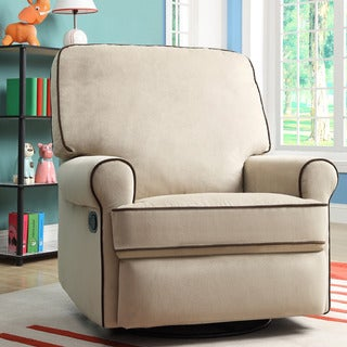 Birch Hill Swivel/Glider Recliner Stella Doe Coffee Piping