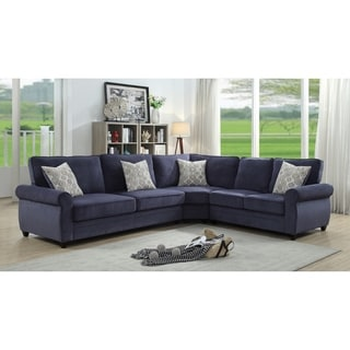 LYKE Home Colton Sleeper Sectional
