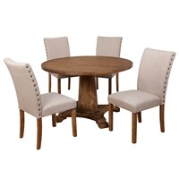 Round Kitchen & Dining Room Sets