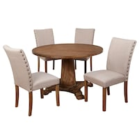 Rustic Dining Room & Bar Furniture - Shop The Best Brands Today ...