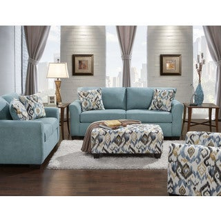 mazemic sofa and loveseat