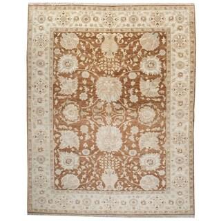 Wool Zeigler Rug (8'2'' x 10'3'') - 8'2'' x 10'3''
