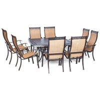 Buy Aluminum Cambridge Outdoor Dining Sets Online At Overstock Our Best Patio Furniture Deals