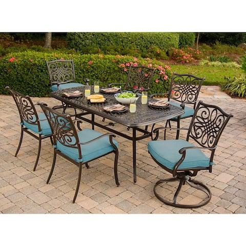 Cambridge Seasons 7-Piece Outdoor Dining Set