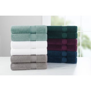 Luxury Rayon from Bamboo/Cotton Towel Sets