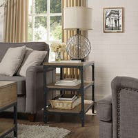 Crosley Furniture Trenton Brown End Table