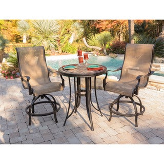 Monaco 3-Piece High-Dining Set