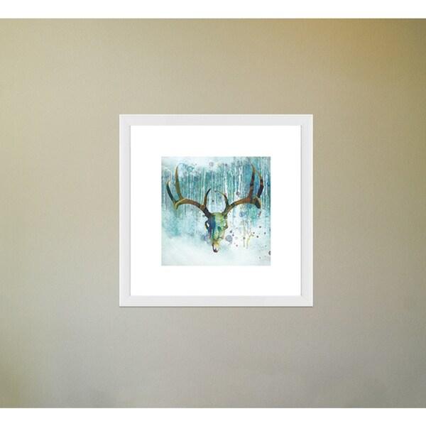 Framed Art - Beyond the Forest I