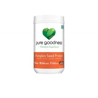 Pure Goodness 16-ounce Pumpkin Seed Protein