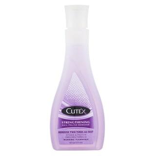 Cutex 6-ounce Nail Strengthening Acetone
