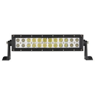 Pilot Automotive 72-watt 13.5-inch 6000K Color Temp Dual Row LED Utility Light Bar PL-9704