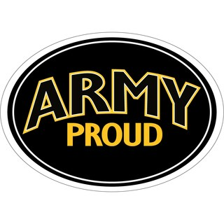 Army Proud Magnet For Car or Home