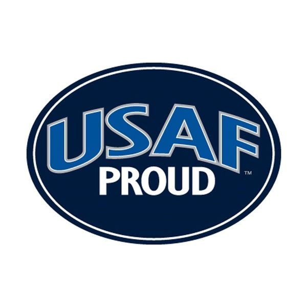 Proud USAF Magnet For Car or Home