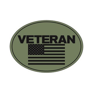 Veteran Flag Magnet For Car or Home