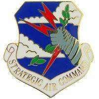 US Air Force Strategic Air Command Pin