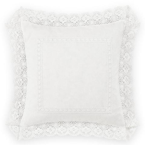 Laura Ashley Annabella 18-inch Throw Pillow