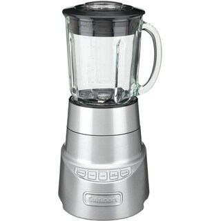Cuisinart SmartPower Deluxe 4-Speed Electronic Blender (Refurbished), Stainless