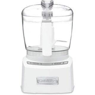 Cuisinart Elite Collection 4-Cup Chopper/Grinder (Refurbished), White