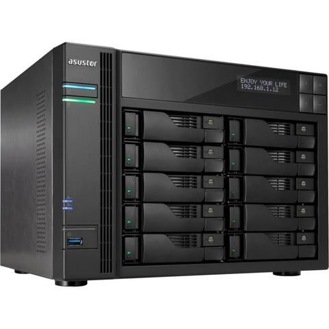 ASUSTOR AS7010T-i5 SAN/NAS Storage System