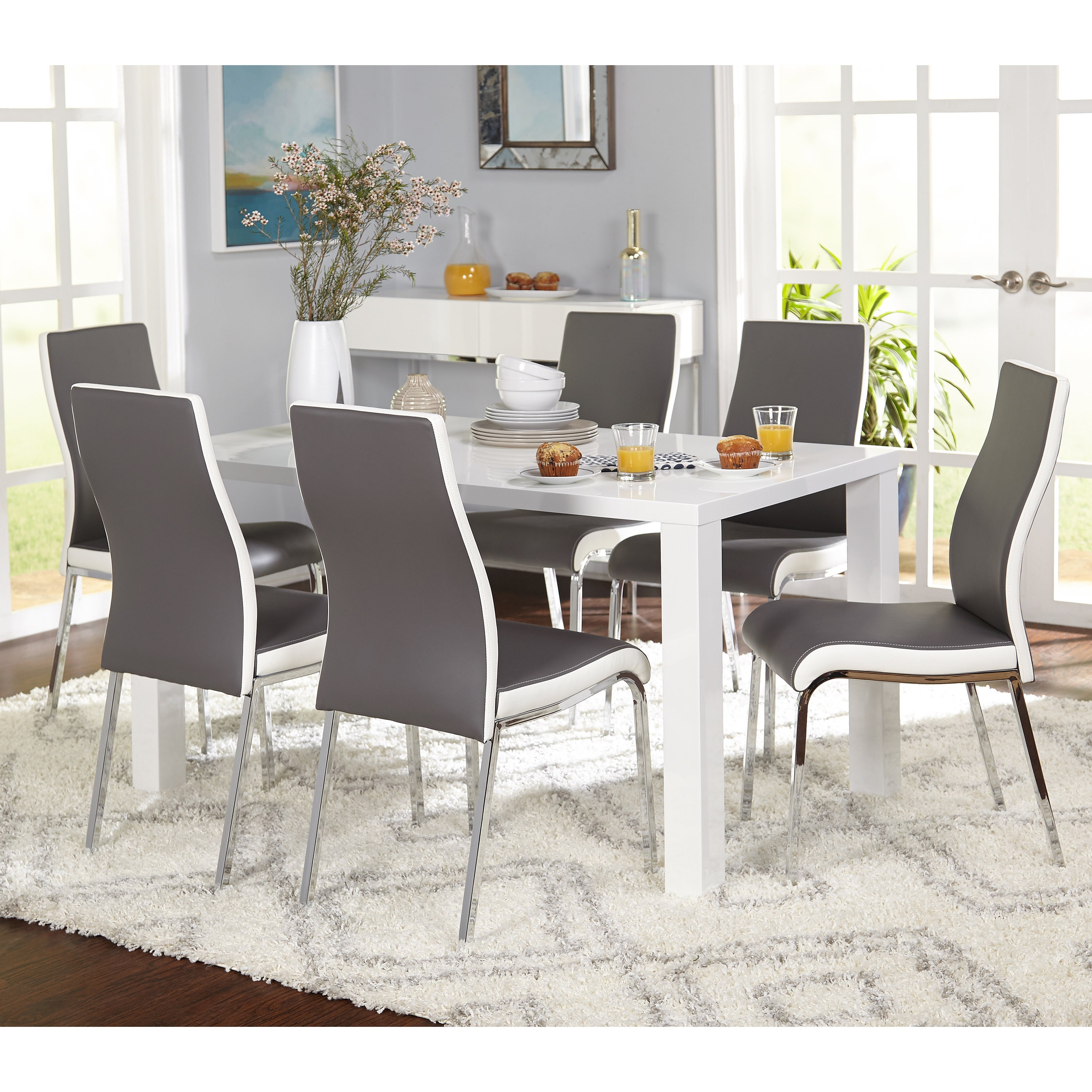 buy simple living kitchen dining room tables online at overstock rh overstock com simple dining room table centerpiece ideas simple dining room table