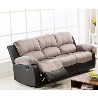 Lyke Home Grey, Chocolate Cami Sofa