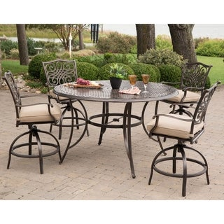 Hanover Patio Furniture Outdoor Seating Dining For Less Overstock