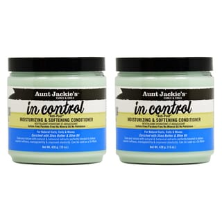 Aunt Jackie's In Control 15-ounce Moisturizing & Softening Conditioner