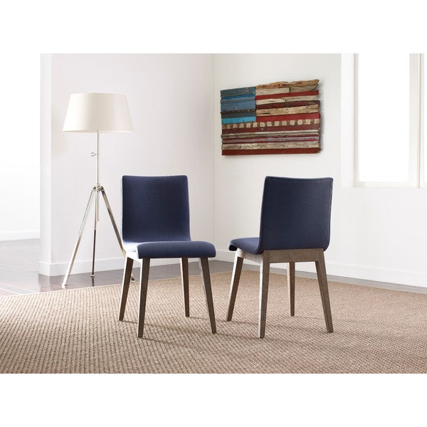 Tommy Hilfiger Mankato Dining Chair With Tapered Light Oak Legs