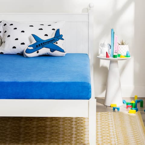 6-inch Waterproof Gel Memory Foam Youth Mattress by LUCID Comfort Collection