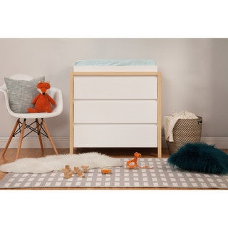 Bingo 3-Drawer Changer Dresser