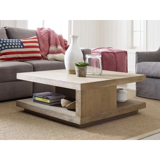 Tommy Hilfiger Esther Weathered Oak Coffee Table