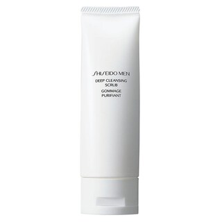 Shiseido Men 4.5-ounce Deep Cleansing Scrub